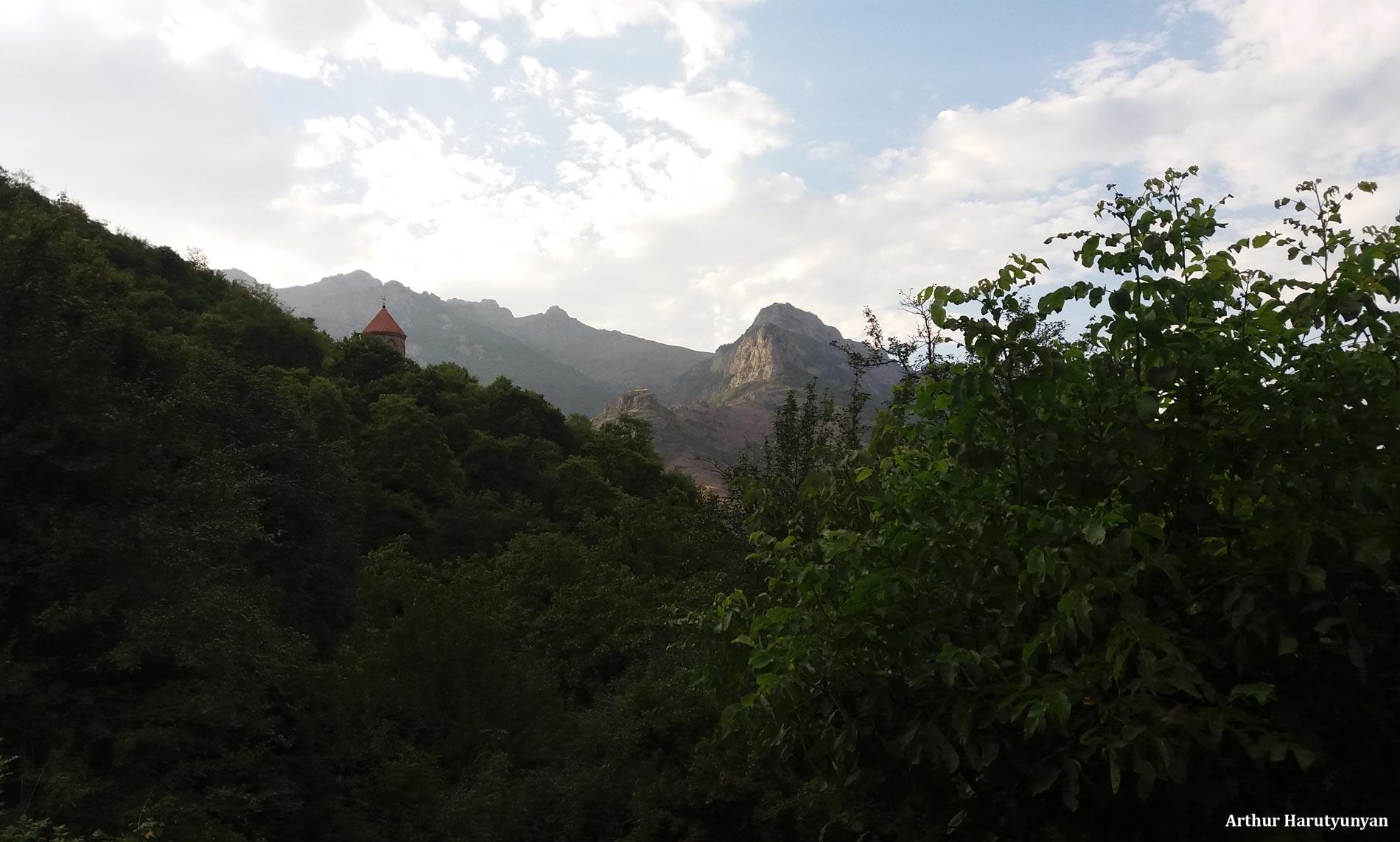 Фото армении города ванадзора